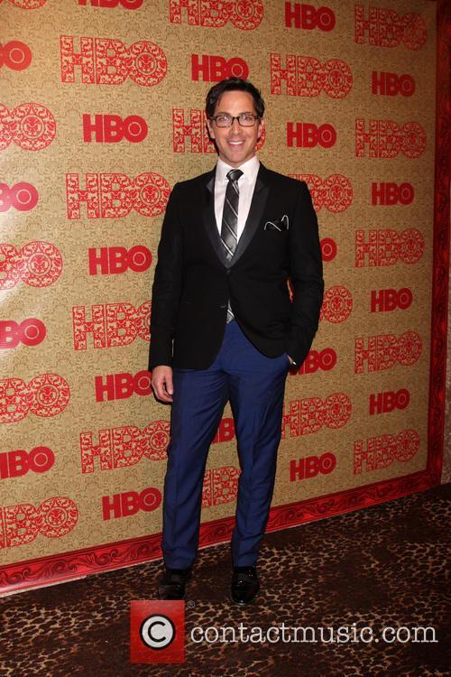 Dan Bucatinsky, Beverly Hilton Hotel, Golden Globe Awards