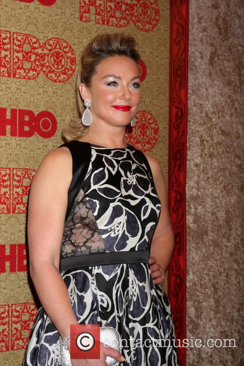 Elisabeth Rohm, Beverly Hilton Hotel, Golden Globe Awards