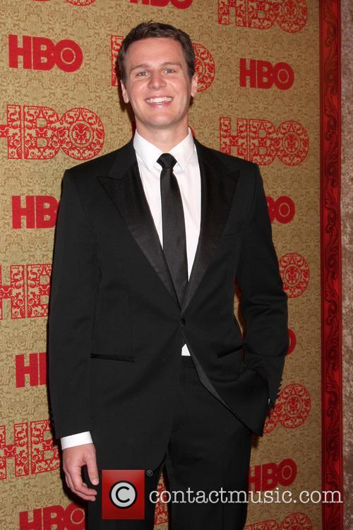Jonathan Groff, Beverly Hilton Hotel, Golden Globe Awards