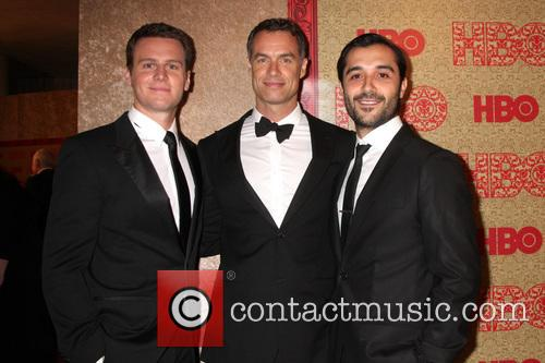 Jonathan Groff, Murray Bartlett and Frankie J Alvarez 4