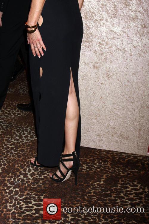 Lisa Rinna, Beverly Hilton Hotel, Golden Globe Awards