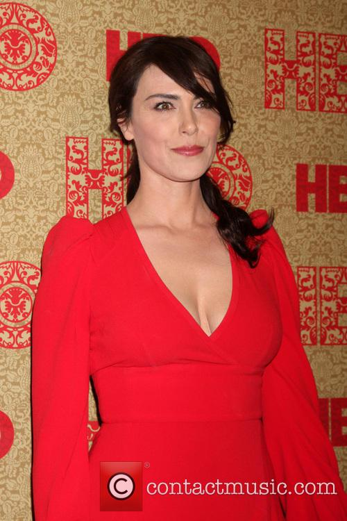 michelle forbes hbo golden globe awards 2014 4023257
