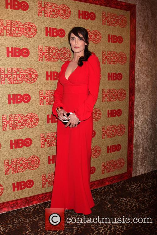 michelle forbes hbo golden globe awards 2014 4023278