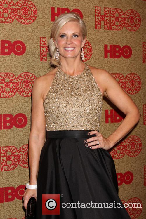 Monica Potter, Beverly Hilton Hotel, Golden Globe Awards