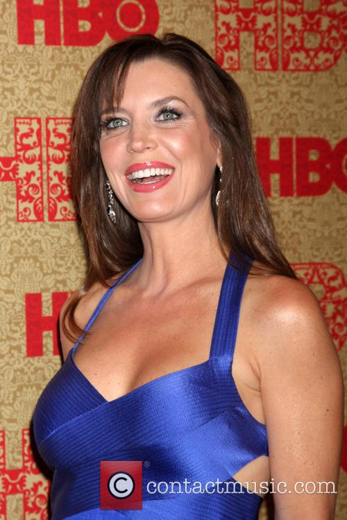 Sandra Vidal, Beverly Hilton Hotel, Golden Globe Awards