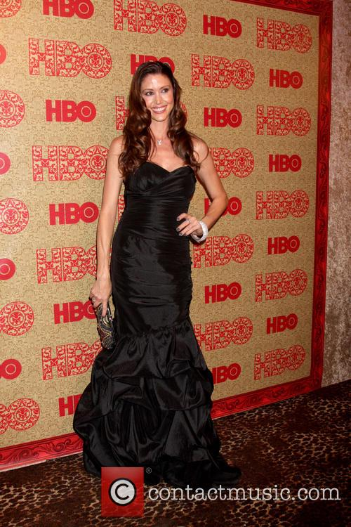 Shannon Elizabeth, Beverly Hilton Hotel, Golden Globe Awards