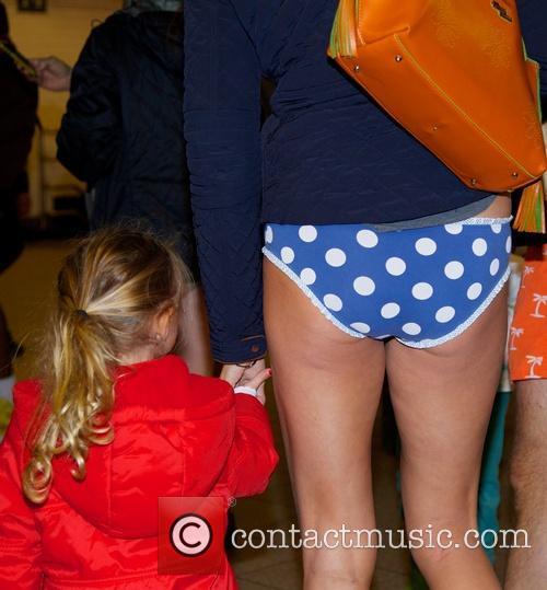 No Pants Subway Ride 10