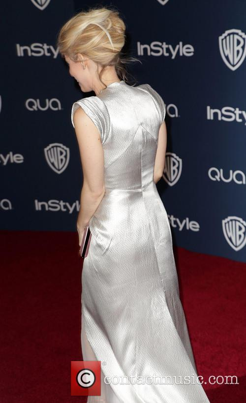 15th Annual Warner Bros And InStyle Golden Globe...