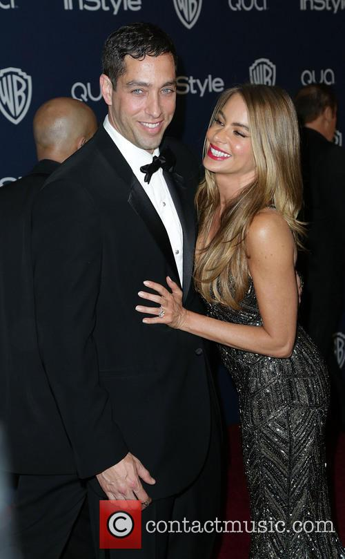 Nick Loeb and Sofia Vergara 2