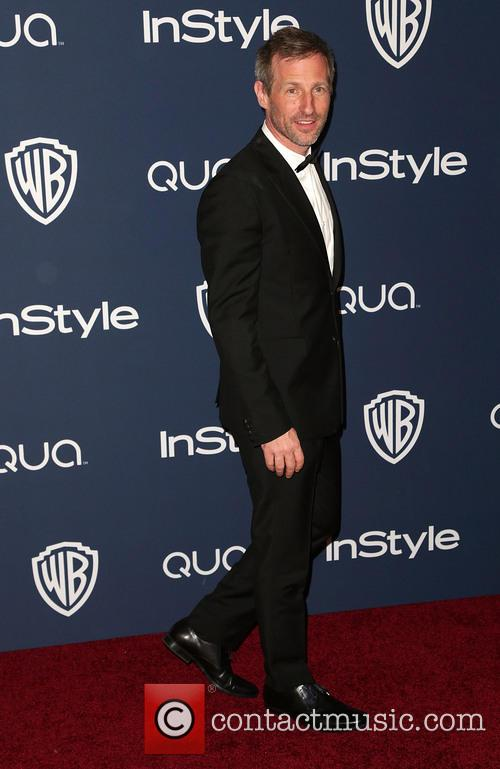Spike Jonze, Oasis Courtyard at the Beverly Hilton Hotel, Golden Globe Awards, Beverly Hilton Hotel