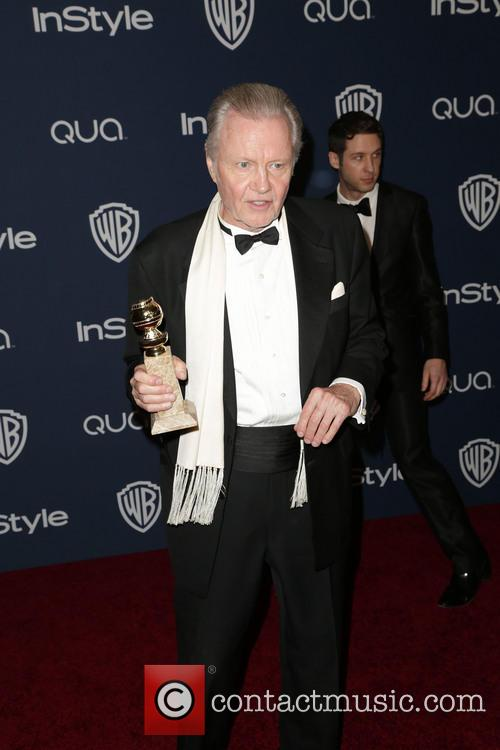 Jon Voight, Oasis Courtyard at the Beverly Hilton Hotel, Golden Globe Awards, Beverly Hilton Hotel