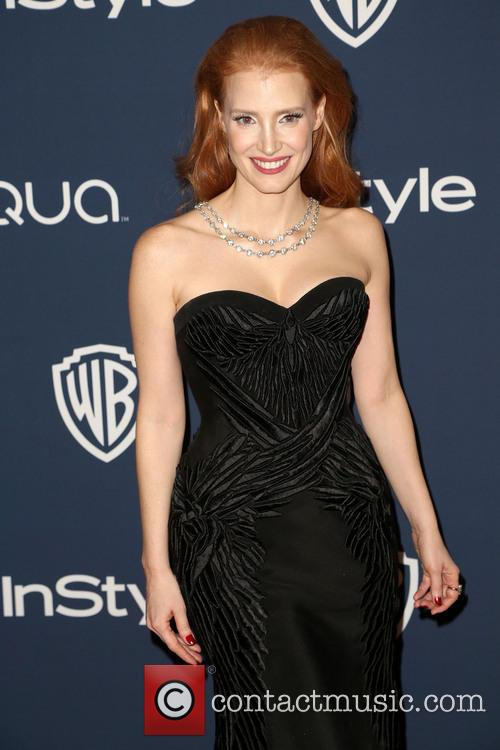 jessica chastain 15th annual warner bros and 4022111