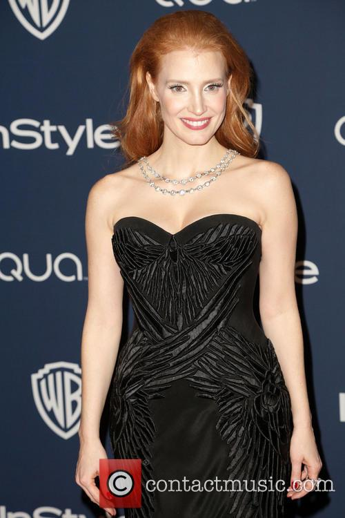 jessica chastain 15th annual warner bros and 4022115