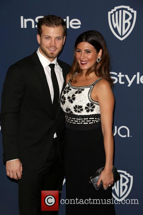 Cutter Dykstra and Jamie Lynn Sigler 3