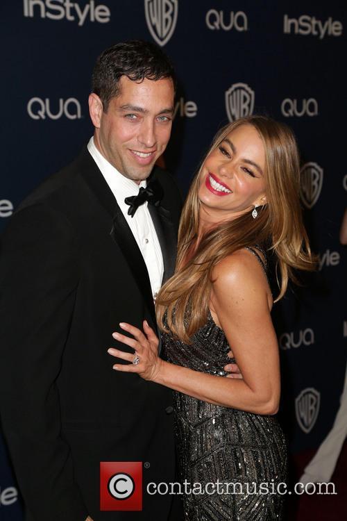 Nick Loeb and Sofia Vergara