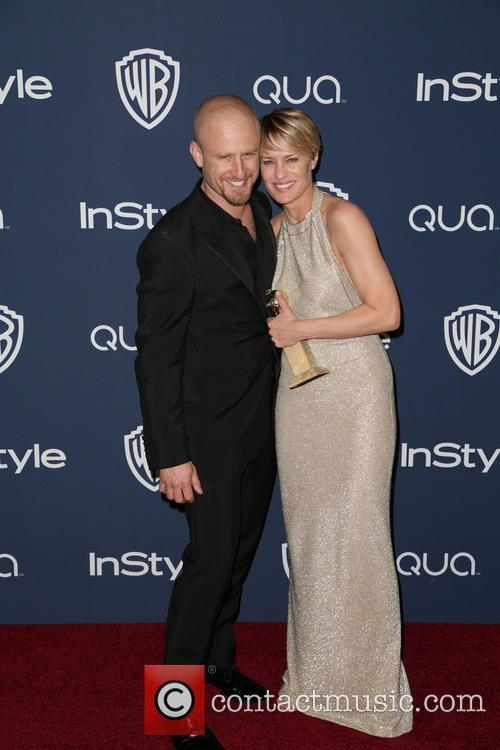 Ben Foster and Robin Wright 7