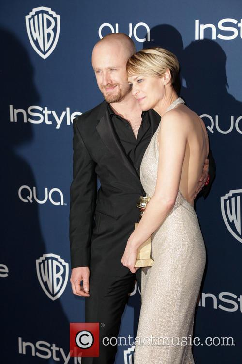 Ben Foster and Robin Wright 8