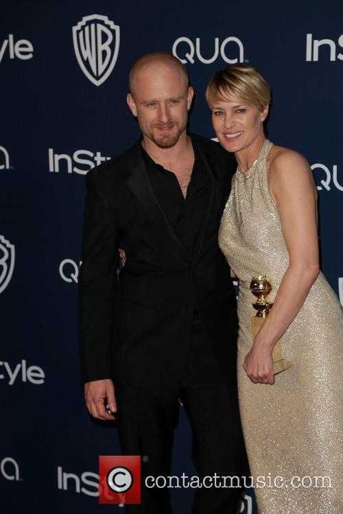 Ben Foster and Robin Wright 9