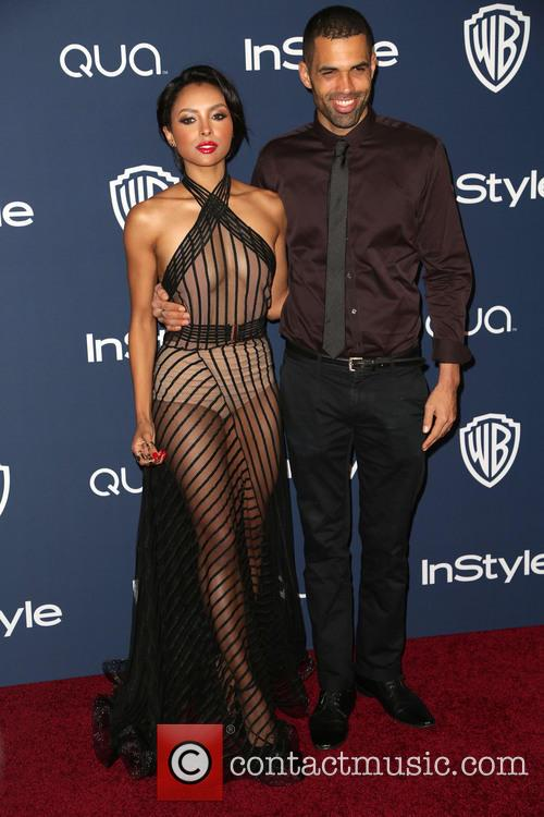 Kat Graham and Cottrell Guidry 4