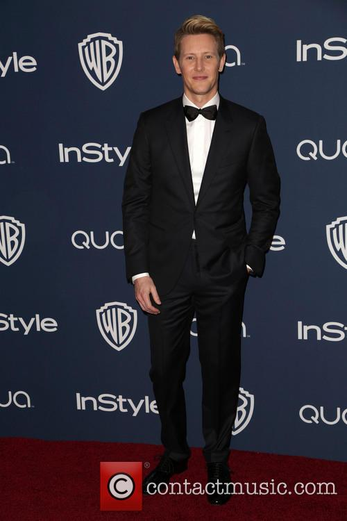 Gabriel Mann, Oasis Courtyard at the Beverly Hilton Hotel, Golden Globe Awards, Beverly Hilton Hotel