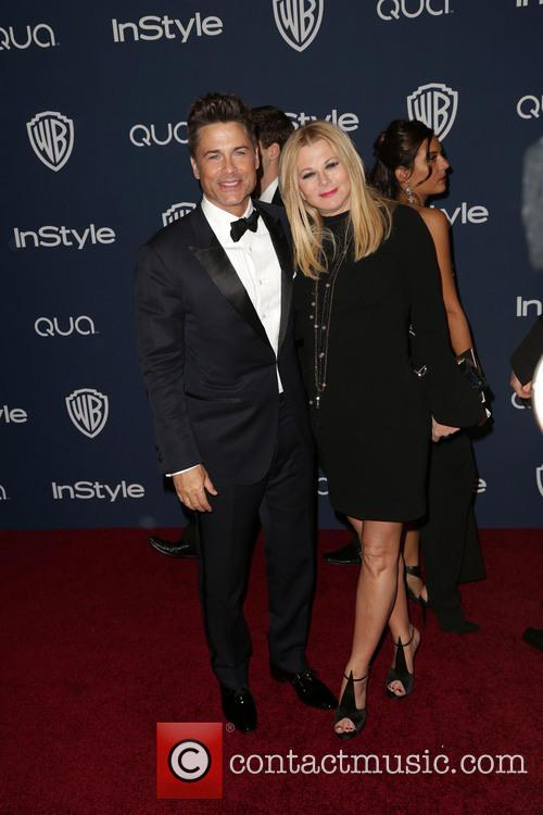 Rob Lowe and Sheryl Berkoff 2