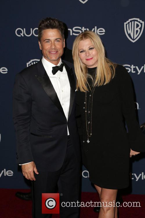 Rob Lowe and Sheryl Berkoff 3