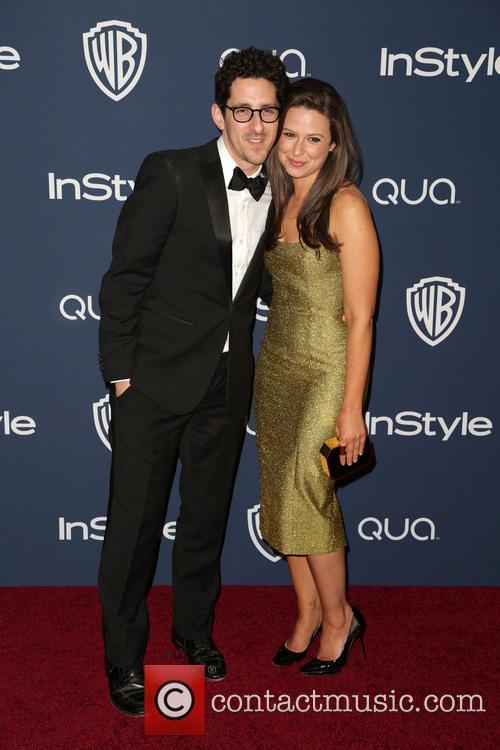 Adam Shapiro and Katie Lowes 2