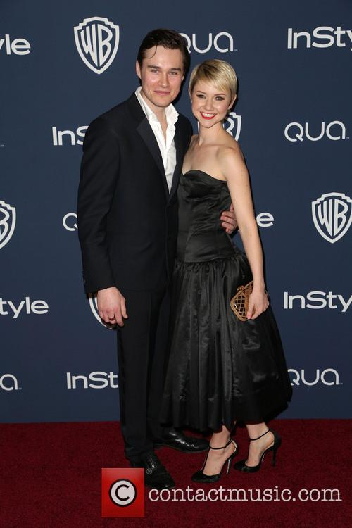 Sam Underwood and Valorie Curry 2