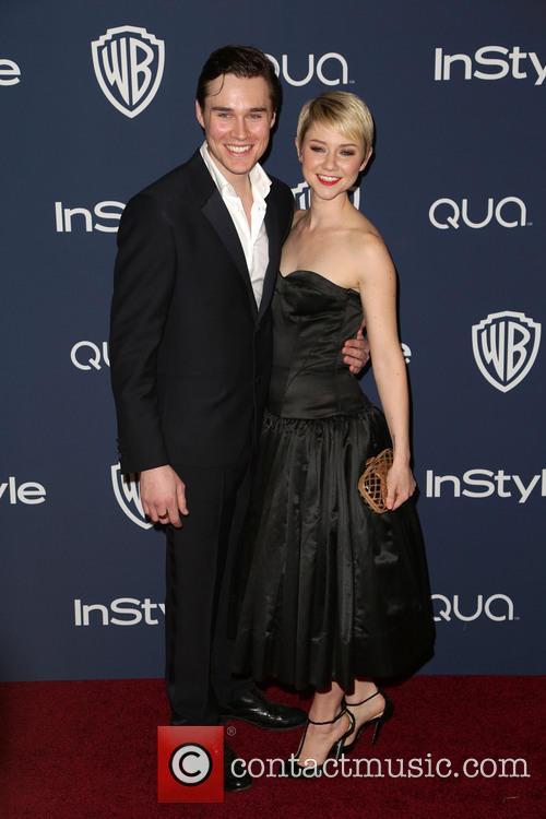 Sam Underwood and Valorie Curry 1
