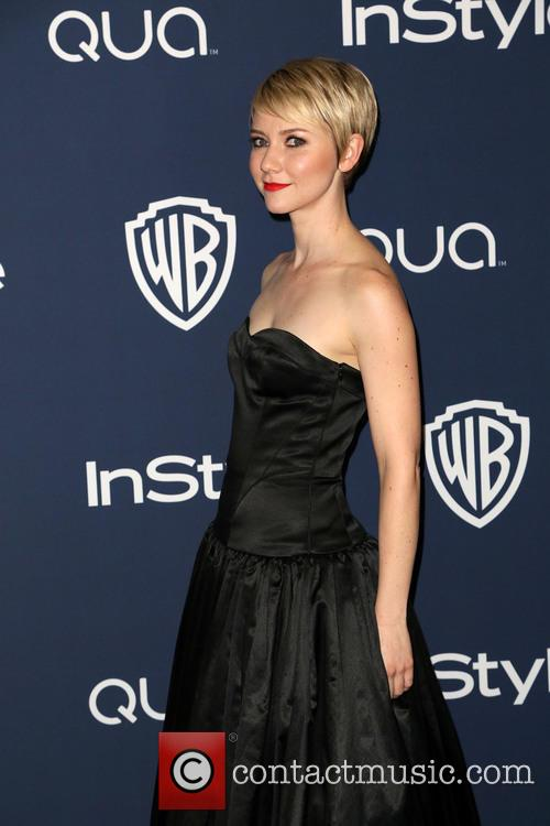 Valorie Curry, Oasis Courtyard at the Beverly Hilton Hotel, Golden Globe Awards, Beverly Hilton Hotel