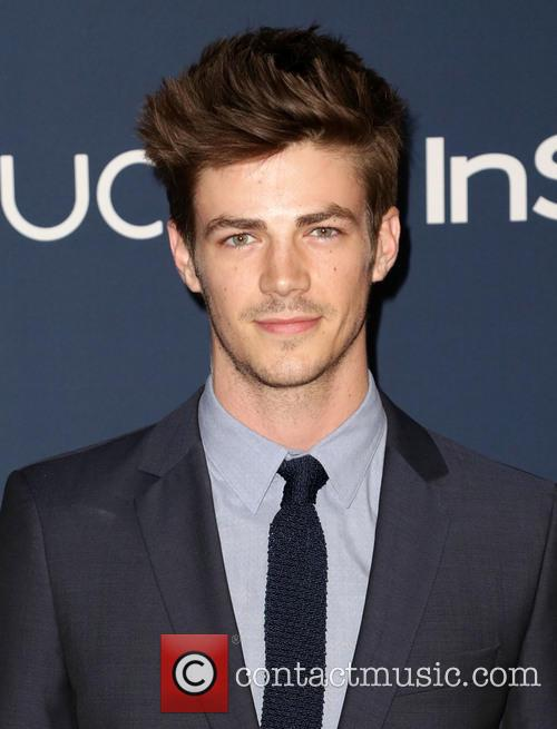 Grant Gustin will play 'The Flash'