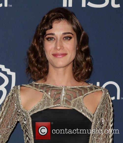 lizzy caplan 15th annual warner bros and 4023490