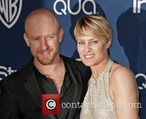 Ben Foster and Robin Wright 3