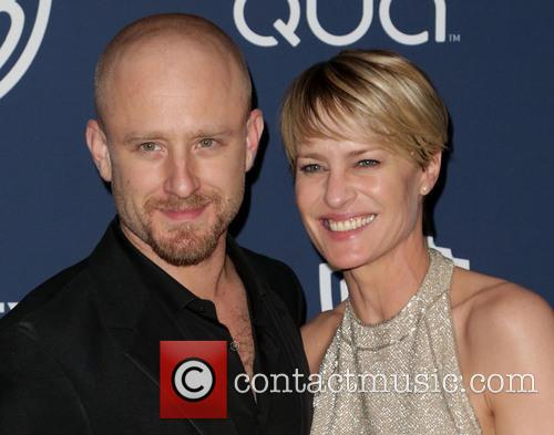 Ben Foster and Robin Wright 6