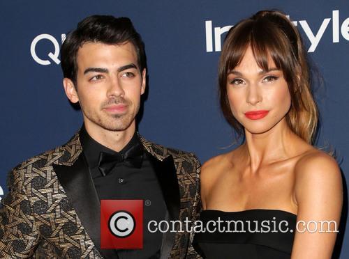 Joe Jonas and Blanda Eggenschwiler 1