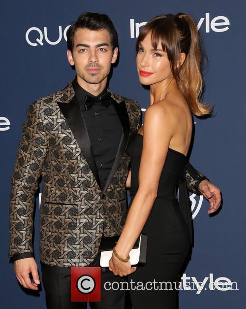 Joe Jonas and Blanda Eggenschwiler 7