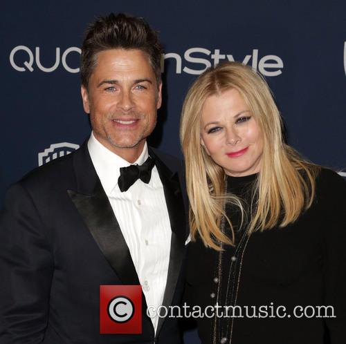 Rob Lowe and Sheryl Berkoff 5