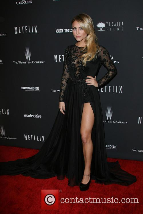 Cassie Scerbo, The Beverly Hilton Hotel, Beverly Hilton Hotel