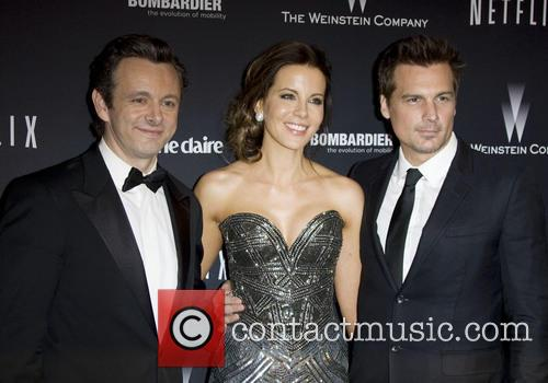 Michael Sheen, Kate Beckinsale and Len Wiseman 3