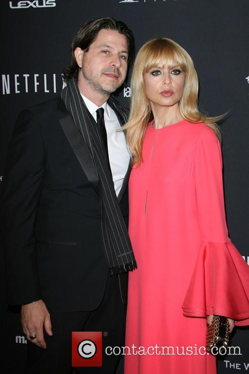 Rachel Zoe and Husband Rodger Berman 2