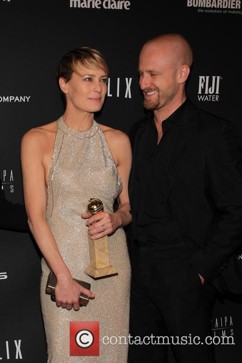 Robin Wright and Ben Foster 9