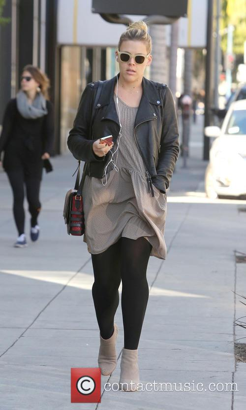 Busy Philipps shops