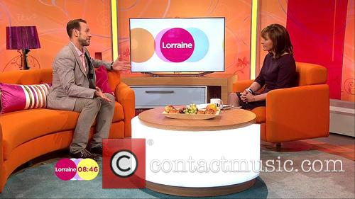 Jason Gardiner and Lorraine Kelly 2