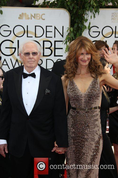 Laura Dern and Her Father Bruce Dern 2