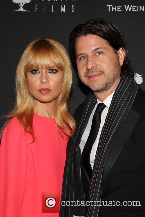 Rachel Zoe, Rodger Berman, The Beverly Hilton Hotel, Golden Globe Awards, Beverly Hilton Hotel