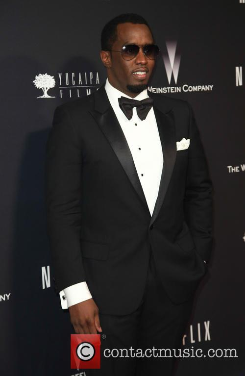 P Diddy, Golden Globes, Beverly Hills Hotel