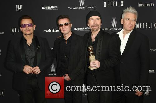 U2, Bono and The Edge 1