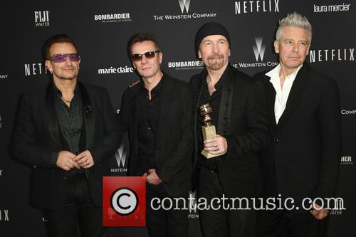 U2, Bono and The Edge 3