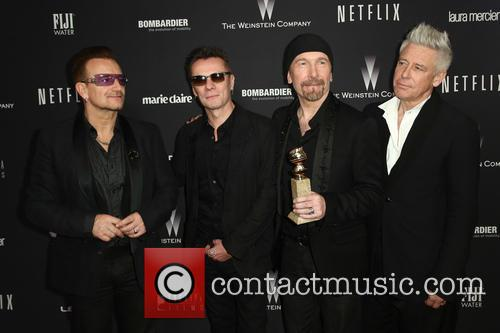 U2, Bono and The Edge 4