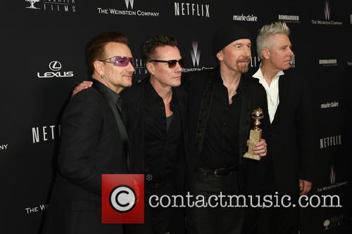 U2, Bono and The Edge 5